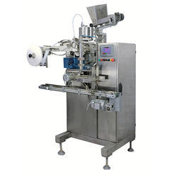 Portioning Snuff Pouch Packing Machine