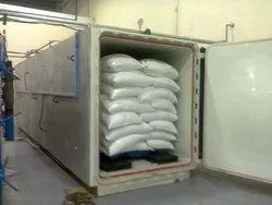 Etylene Oxide Sterlizer   talcum powder