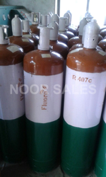 Fluoro Refrigerant Gas