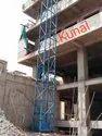 Automatic Builder Hoist Machine