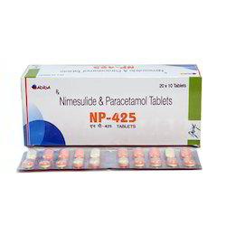 Nimeuslide Paracetamol Tablets