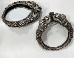 Oxidised Bracelet