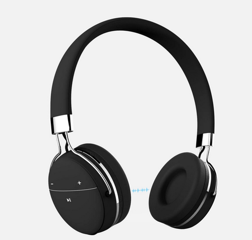 eb8af78de50 Black Muffs Pro Wireless Headset With Micro USB Port, Rs 2099 /piece ...