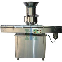 Automatic Four Head Vial Cap Sealing Machine