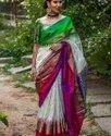 Pochampally Ikkath Silk Sarees