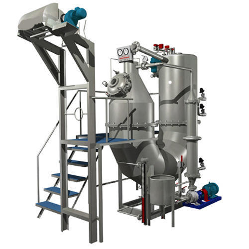 Eco- Logical Jet Dyeing Machine ( OLD MODEL )