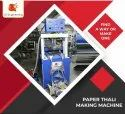 Fully Automatic Hydraulic Vertical Thali Making Machine
