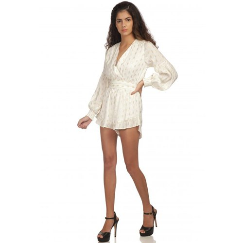 Casual Wear Ladies Short Length One Piece