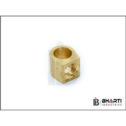 Brass Male Round Connector, Packaging Type: Packet, Size: 2 Inch To 10 Inch