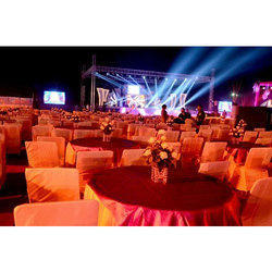 Corporate Event Management Service, Seating Capacity: 500, 0 - 1000