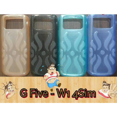 Plastic G Five- W1 4Sim Basic Mobile Cover