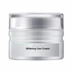 Herbal Elementz Whitening Face Cream, Packaging Type: Glass Jar