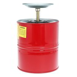 Plunger Can For Flammable Liquids (Dispensing Cans)