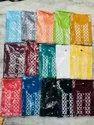 Cotton Chikankari Work Kurti