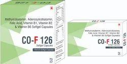 Methylcobalamin, Adenosylcobalamin, Folic Acid, Vitamin B1, Vitamin B2 & Vitamin B6