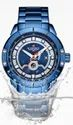 Naviforce Watch Men Fashion Dress Quartz Watches Nf9166/ Available In 5 Colors.