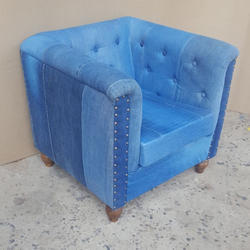 Canvas Sofa Chair