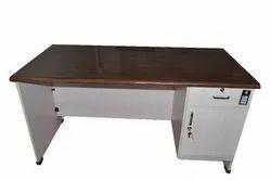 Western Interio Wooden OD03 Office Desk, Warranty: 1 Year, Size: 5x2.5