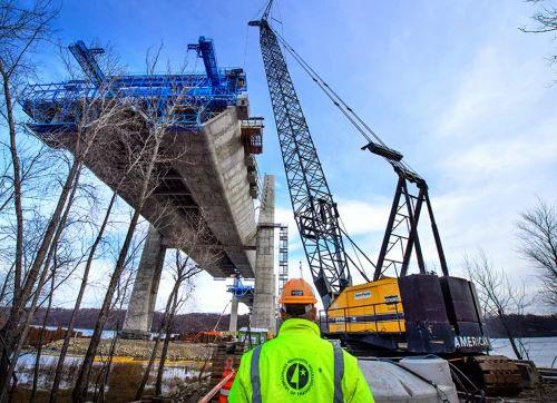 Bridge Construction, Bridge Construction - PNC Infratech