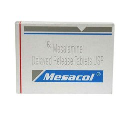 Mesalamine Delayed Release Tablets