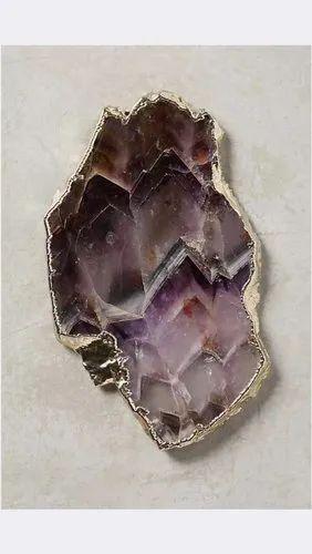 Amethyst Semi Precious Stone
