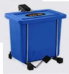 Bio Medical Waste Container with Trolley