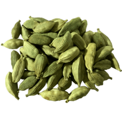 Bold Manufacturer and Exporter of Green Cardamom, Cardamom Size Available: 8 mm, Cardamom Size: 8 mm