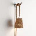 Designer Iron Lamp