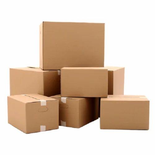 Stacks Corrugated Box