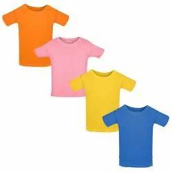 Cotton Half Sleeve Baby T-Shirt