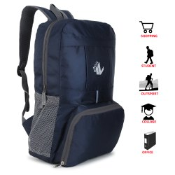 14 Ltrs Classic Foldable Backpack L Light Weight 18