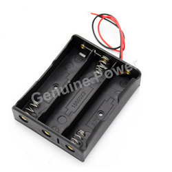 Triple 18650 Battery Holder