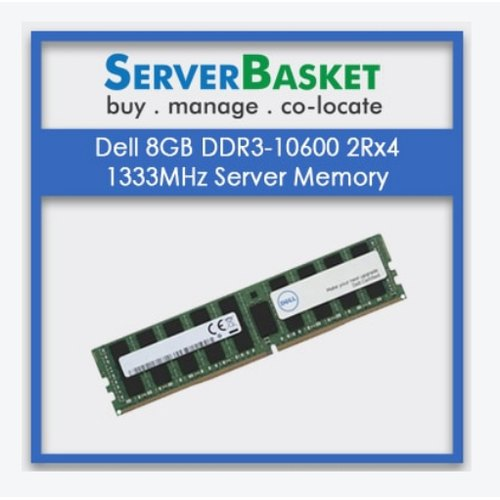 Server Memory - Dell 8GB DDR3 Server Memory Wholesale Trader from