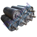 Mild Steel Conveyor Drum Pulley