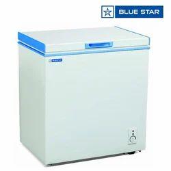 Blue Star 300 Ltrs Single Door Hard Top Deep Freezers CHF300BP
