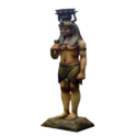 Egyptian Modern Man Guard