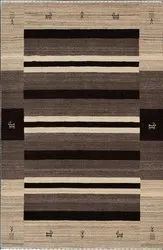 For Home Brown Handloom Carpets