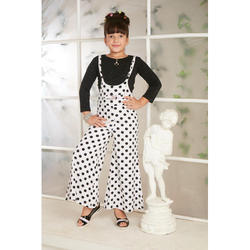 b7cb14c442 Girls Jumpsuit - Girls Printed Jumpsuit Manufacturer from Mumbai