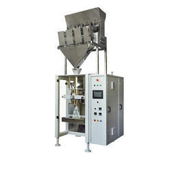 4 Head Collar Type Pouch Packing Machine