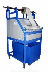 Paper Shredder Machine with Unwinder