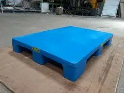 Ercon Rectangular Four Way Flat Top Roto EURO Pallet, For Industrial, Dimension/Size: 1200 X 800 X 150 Mm
