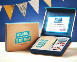 Crazy Employee Welcome Kit, Packaging Type: Box