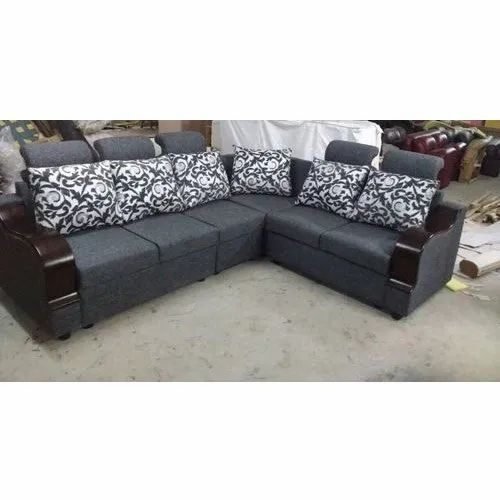 Elegant Sectional Corner Sofa क र नर