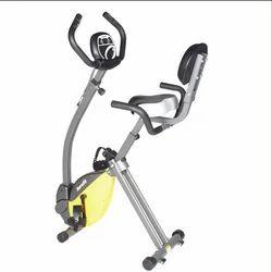 AF 632U Magnetic Upright Exercise Bike