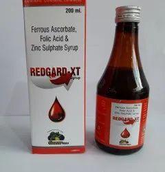 Ferrous Ascorbate 35 Mg,Zinc Sulphate 7.5 Mg & Folic Acid 550 Mg)