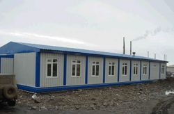 Prefabricated G 1 Building