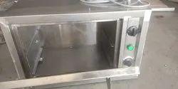 Maharani Stainless Steel Restaurant Oven, Capacity: 6 Pizza