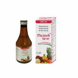 Multivitamins Multiminerals & Zinc Syrup