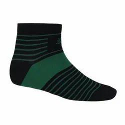 Woodland BD 113A Striped Ankle Length Men's Socks