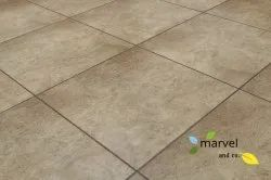 Gloss PGVT GVT Tiles, Thickness: 10 - 12 Mm